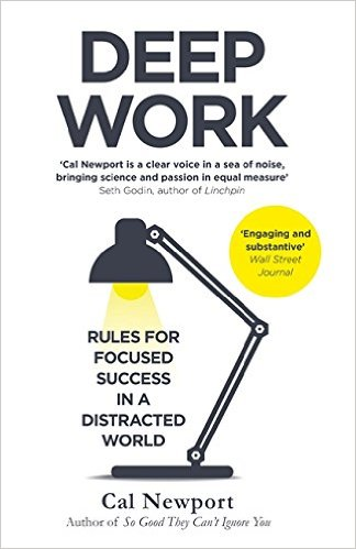 Deep Work – Avoiding Distraction and Procrastination